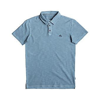 Quiksilver Everyday Sun Cruise Polo Shirt en Bleu Orage