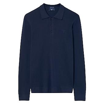 GANT GANT American Pima Cotton Mens Polo Shirt