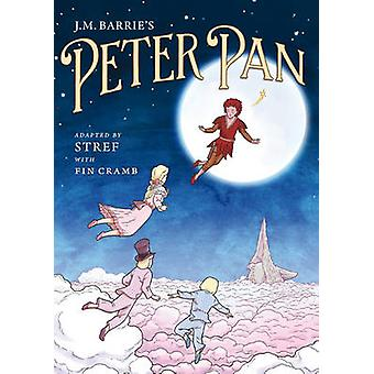 J.M. Barrie's Peter Pan - The Graphic Novel by Stephen White - 9781780