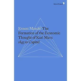 Dannelsen af den økonomiske tankegang med Karl Marx af Ernest Mandel - 978