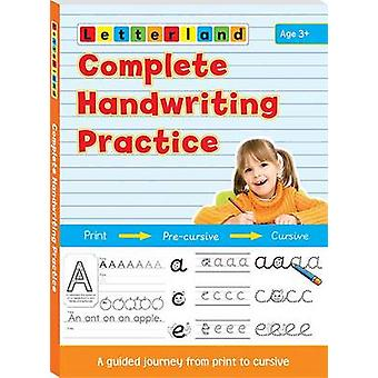 Complete Handwriting Practice by Lisa Holt - Lyn Wendon - 97818620997