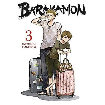 Barakamon, Vol. 3