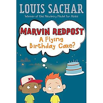 Marvin Redpost: A Flying Birthday Cake (Marvin Redpost ;#6)