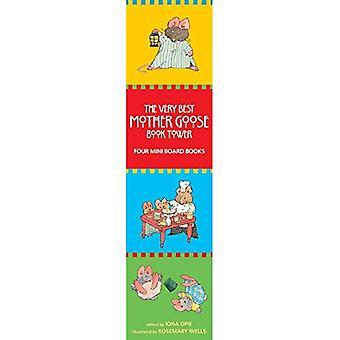 Mycket bästa Mother Goose bok tornet
