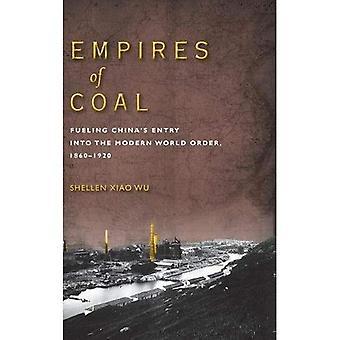 Impérios do carvão (estudos do Instituto Weatherhead do Leste Asiático)
