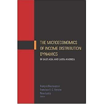 De micro-economie van inkomen distributie dynamiek in Oost-Azië en Latijns-Amerika