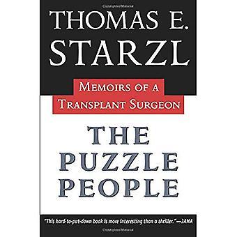 De mensen van de puzzel: Memoirs of een transplantatie chirurg