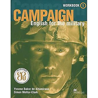 Kampagne 1 Arbeitsbuch und Audio-CD