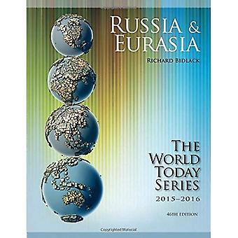 Russia and Eurasia 2015-2016 (World Today (Stryker))