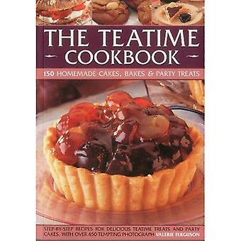 Teatime kokboken: 150 hembakade kakor, bakar & Party behandlar