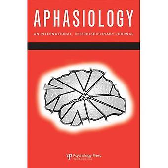 La sillaba e oltre (numeri speciali di Aphasiology)
