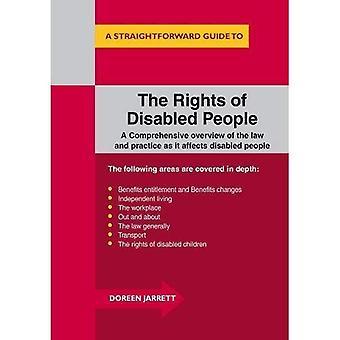 Rights of Disabled People, The : A Straightforward Guide to...