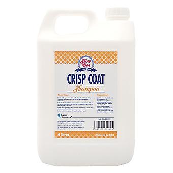 Pokaż dog Crisp Coat Dog Shampoo - Dodaj stength & Volume to Coat