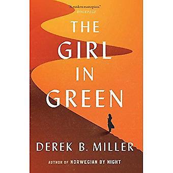Flickan i grönt