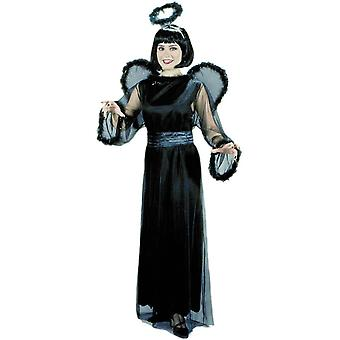 Black Angel Adult Costume