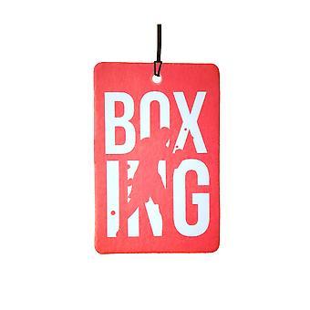 Boxing Car Air Freshener