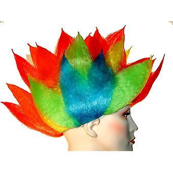Clown Spike Wig