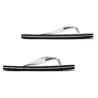 Ellesse Heritage Trevi Mens Retro Flip Flop Thong Sandal Slide