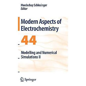 Modelling and Numerical Simulations II by Schlesinger & Mordechay