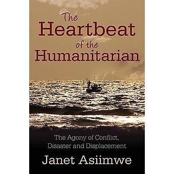 De hartslag van de humanitaire de lijdensweg van Conflict ramp en verplaatsing door Asiimwe & Janet