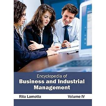 Enzyklopädie der Wirtschaft und Industrie Management Band IV von Lamotta & Rita