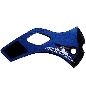 標高トレーニング マスク 2.0 サブ ゼロのスリーブ - ブルー