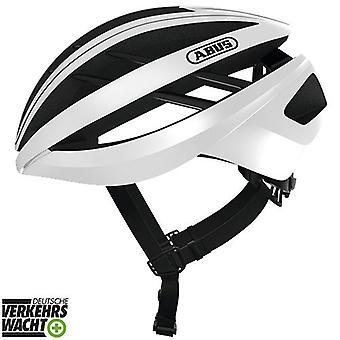 Abus Aventor pyöräily kypärä//polaarinen valkoinen