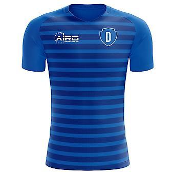 2020-2021 Dynamo Kiev Concept Training Shirt (Blue) - Kids