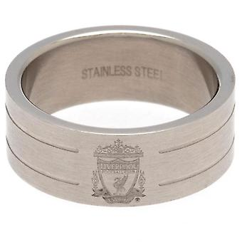 Liverpool FC Medium stribe Ring