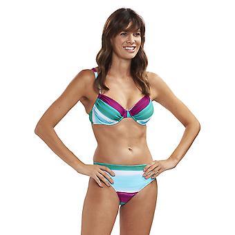 Rsch 1195533-11820 Femmes-apos;s Beach Deep Ocean Multicolor Maillots de bain Bikini Ensemble