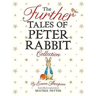 The Further Tales of Peter Rabbit Collection by Emma Thompson - 97802