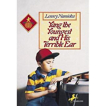 Yang the Youngest and His Terrible Ear Book