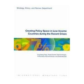 Creating Policy Space in Low-Income Countries During the Recent Crise