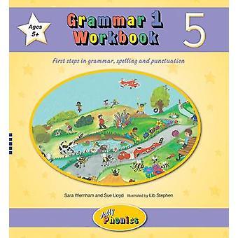 Grammar 1 Workbook 5 (New edition) by Sara Wernham - 9781844144617 Bo