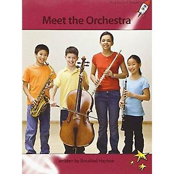 Meet the Orchestra by Rosalind Hayhoe - 9781927197400 Book