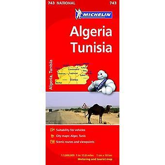 Algeria - Tunisia - 9782067172340 Book