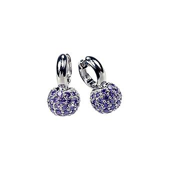 Belle Etoile Pop Purple Earrings 3010810201