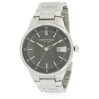 Kenneth Cole Stainless Steel Mens Watch KCC0131001