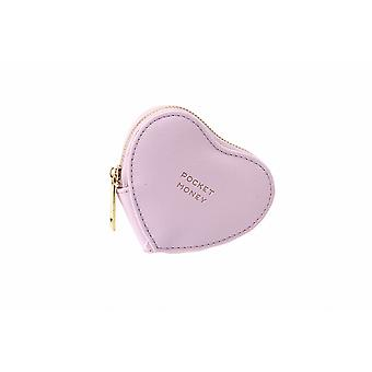 Willow & Rose Pocket Money Heart Coin Purse