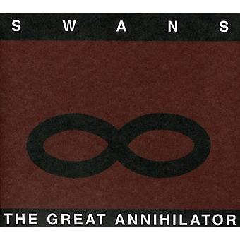 Swans - Great Annihilator [CD] USA import