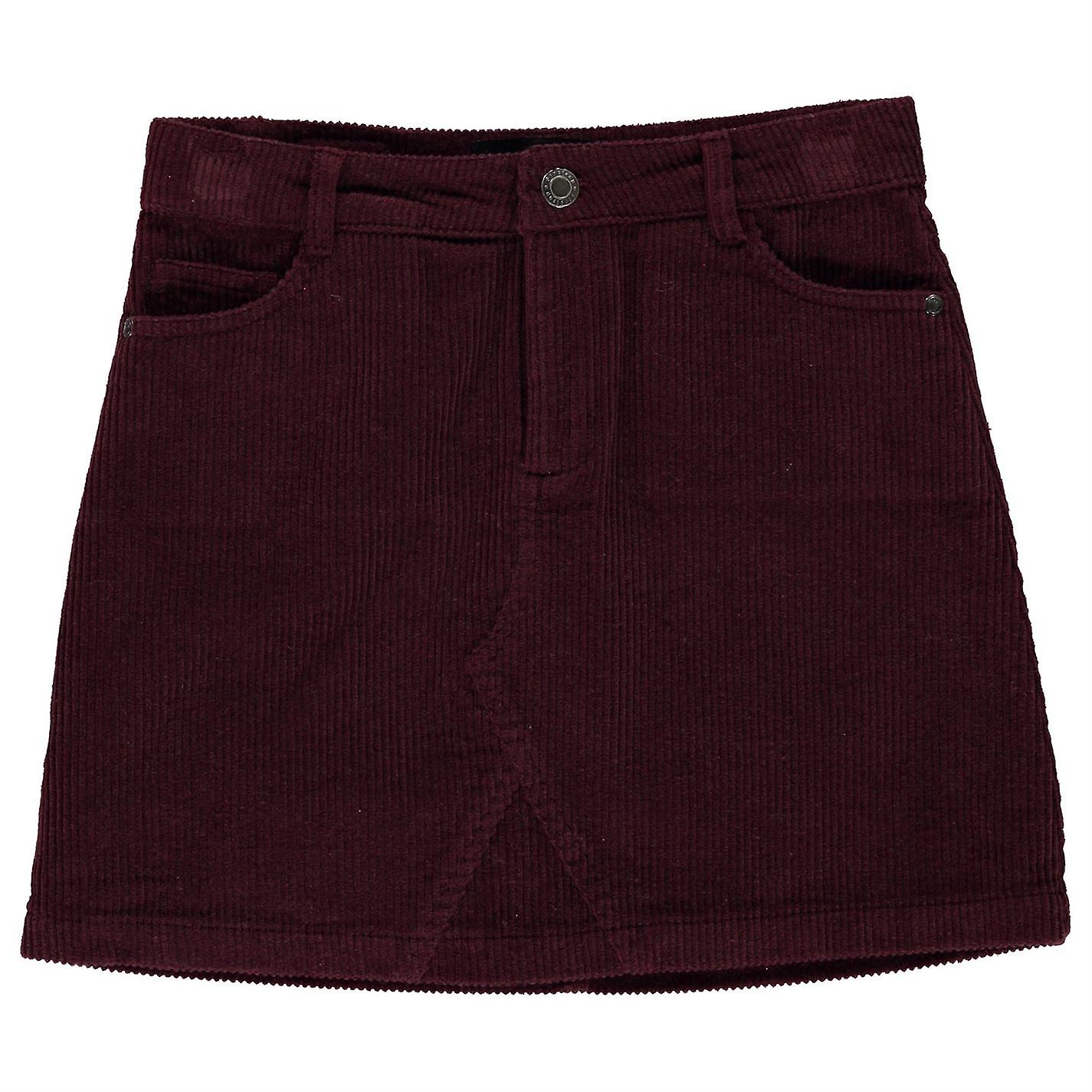 Firetrap Girls Cord Mini Skirt Junior Port Kids