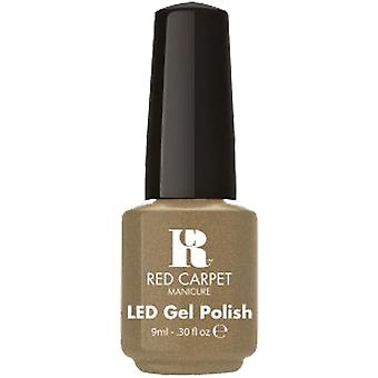Tapis Rouge Manicure LED Nail polonais - Wow ! 9ml
