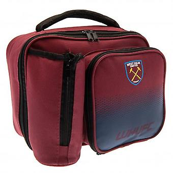West Ham United Fade Lunch Bag