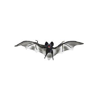 Bat med färg ändra ljus ögon och vingar 92 cm-med tr
