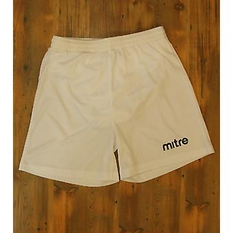 Mitre sport shorts jongens fitness shorts vocht-wicking meisjes broek wit