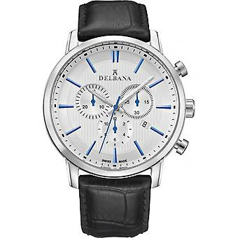 Delbana - Watch - Men - Classic Collection - 41601.666.6.061 - Ascot