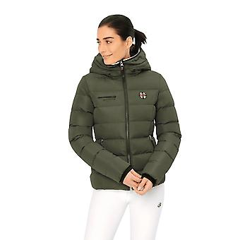 Spooks Thea Womens Jacket - Olive
