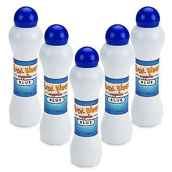 Blue Bingo daubers, 5-Pack