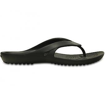 Crocs 202492 Kadee II flip damer flip flops sort