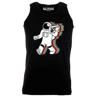 Mænd ' s funky Spaceman vest